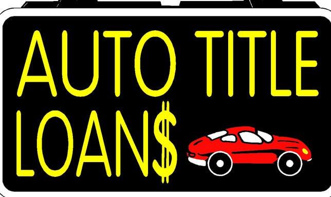Car Title Loans Illinois Interest Rates